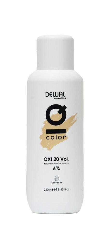 Окислитель IQ COLOR OXI 6% DEWAL Cosmetics